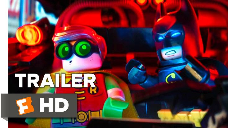 The LEGO Batman Movie Official Comic-Con Trailer (2017) - Will Arnett Movie - https://www.best-art.xyz/the-lego-batman-movie-official-comic-con-trailer-2017-will-arnett-movie/