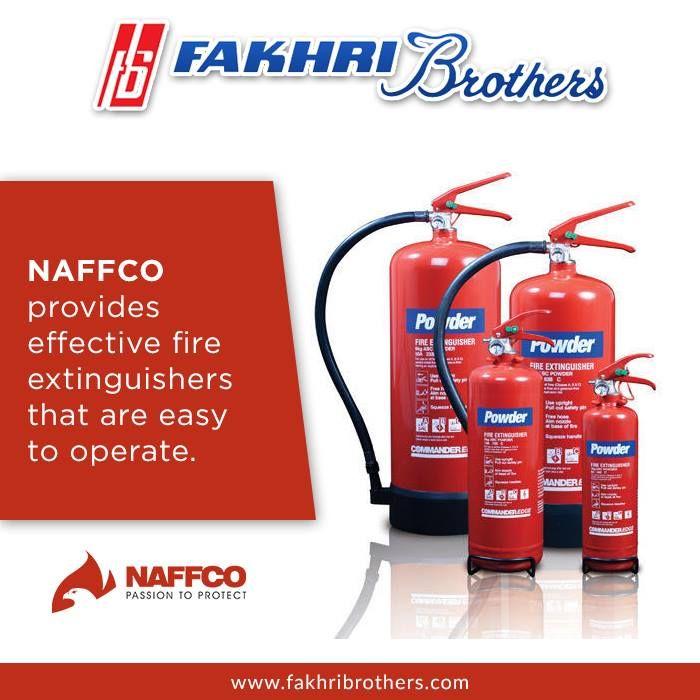 Naffco fire pumps