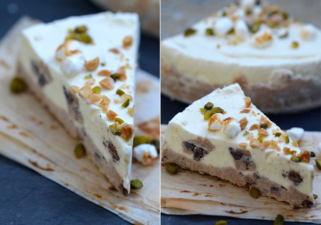 twin-food.dk iskage-med-cookiedough-og-vaniljeis