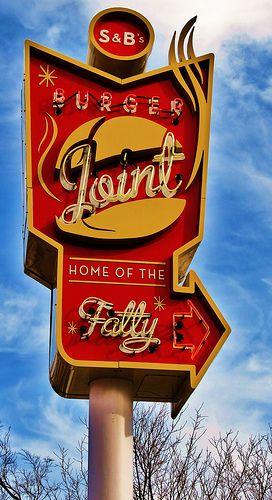 Burger Joint....Oklahoma City, OK