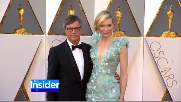 Making the Best Dress of the 2016 Oscars - halostar.net/tv-show-the-insider #CateBlanchett