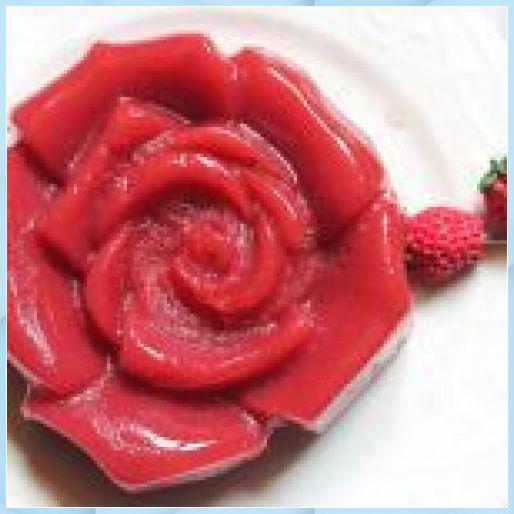 Mar 21, 2020 – Strawberry Jelly Pudding Recipe – Yummy Tummy – Chocolate Bread Pudding #best chocolate bread pudding #bo…