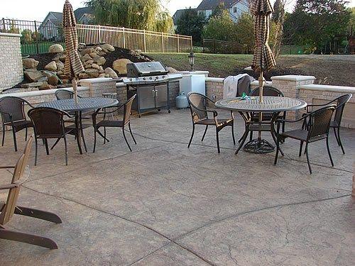 116 best pathways - patio floors images on pinterest | pathways ... - Outdoor Patio Floor Ideas