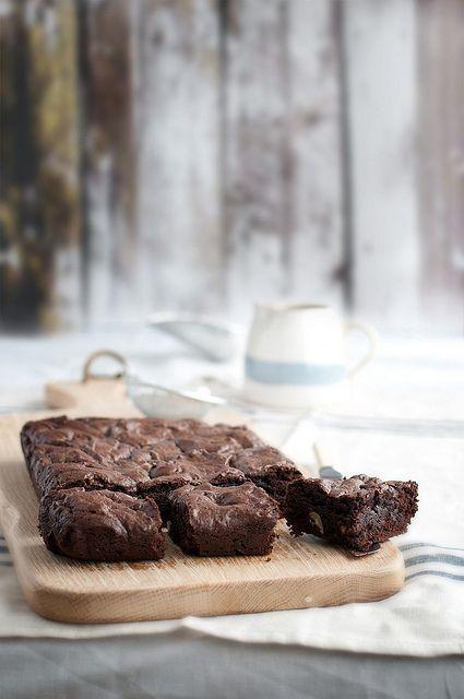 chocolate brownies #MilkEveryMoment