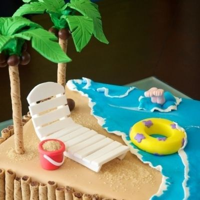 Make Summer Even Sweeter with These Blissful Beach-inspired Cakes ...