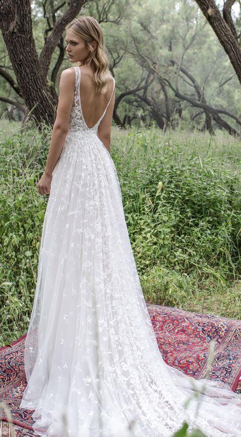 Wedding dress idea; Featured Dress: Limor Rosen