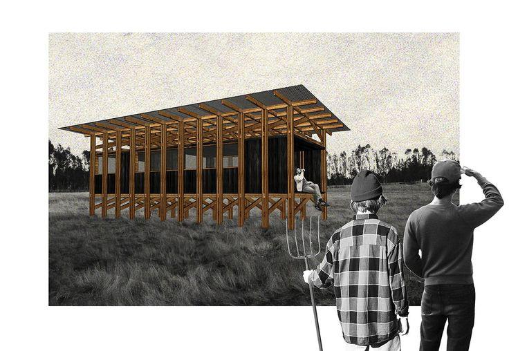 Galería - Casa Modular: una colaboración entre la prefabricación y la carpintería - 3