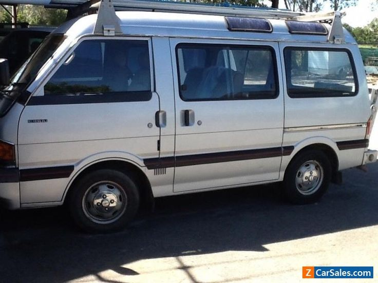 van 8 seater with wheelchair lifter #mazda #e2000 #forsale #australia