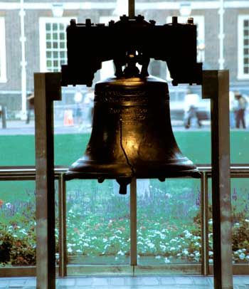 When Did The Us Liberty Bell Last Ring