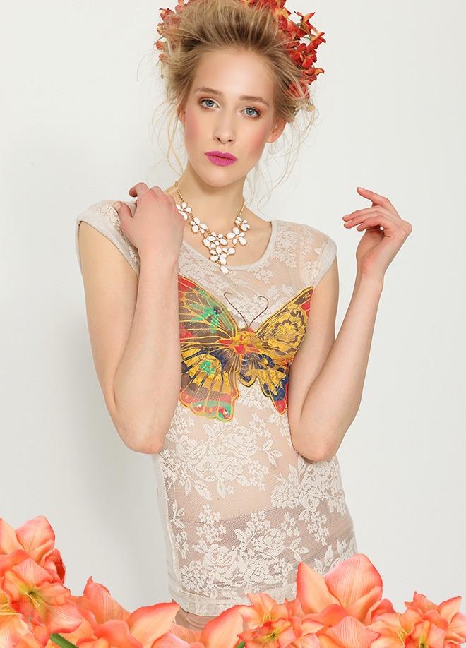 Un Secret T-shirt Markafoni'de 29,99 TL yerine 14,99 TL! Satın almak için: http://www.markafoni.com/product/3536249/