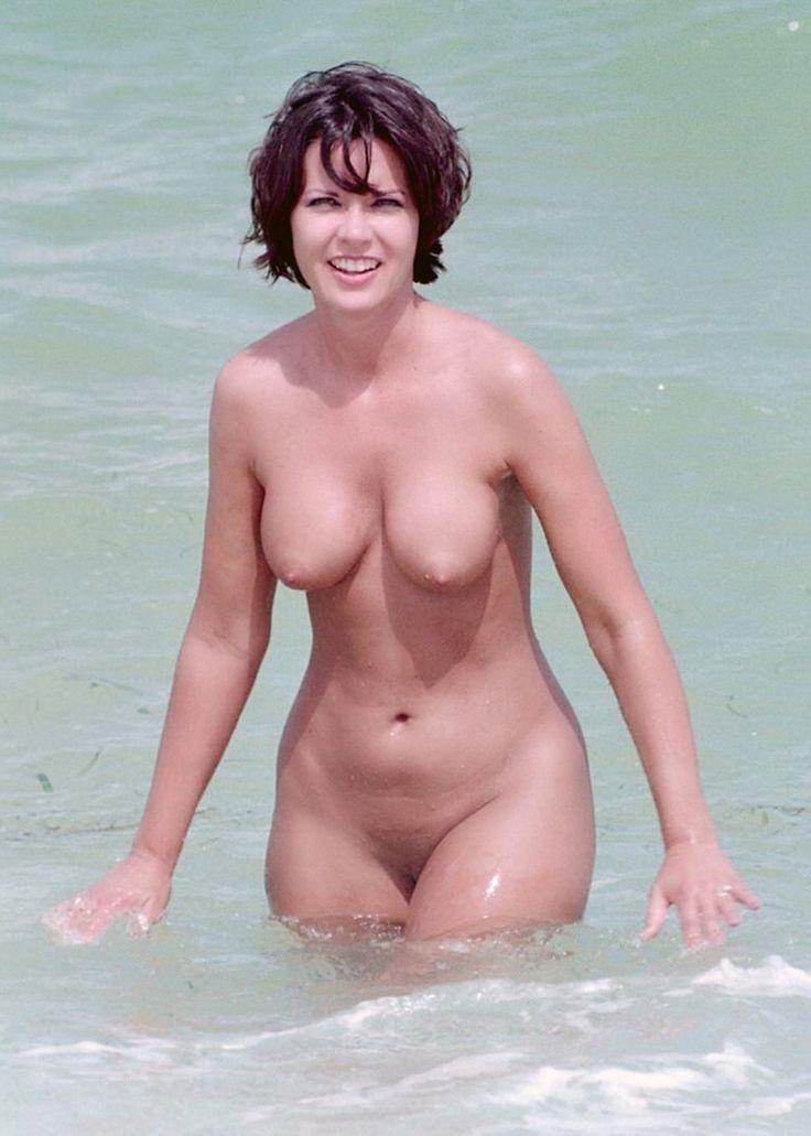 Big black natural titties