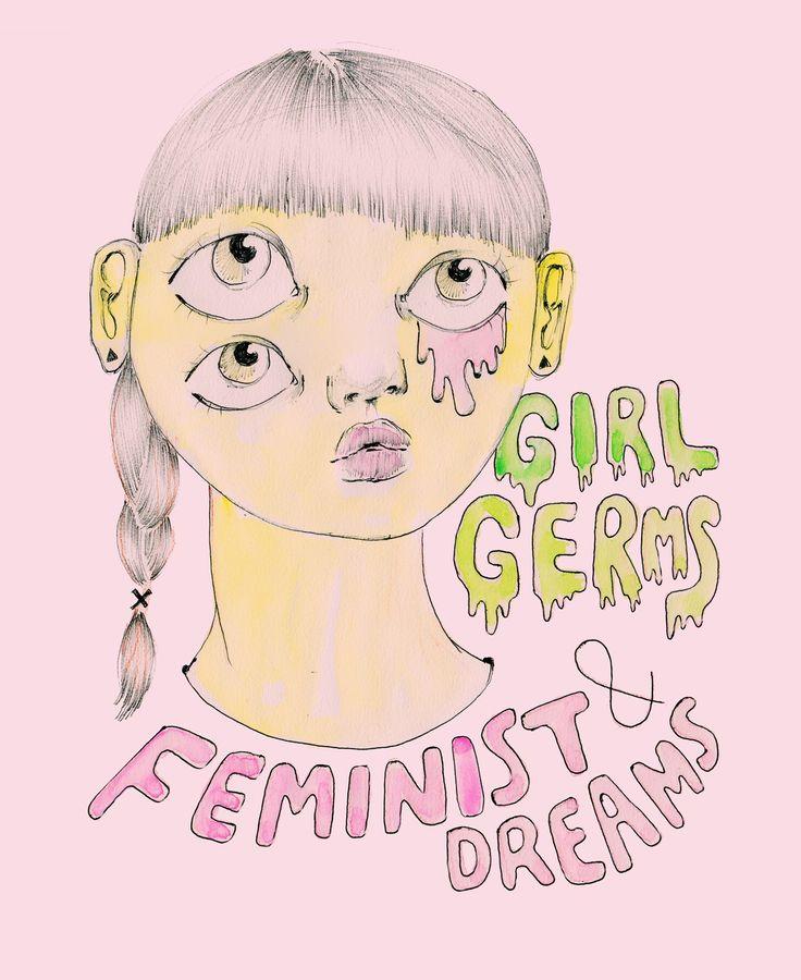 """Girl Germs"""