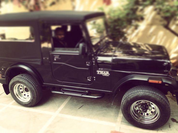 #Love for wheel. #thar #jeep