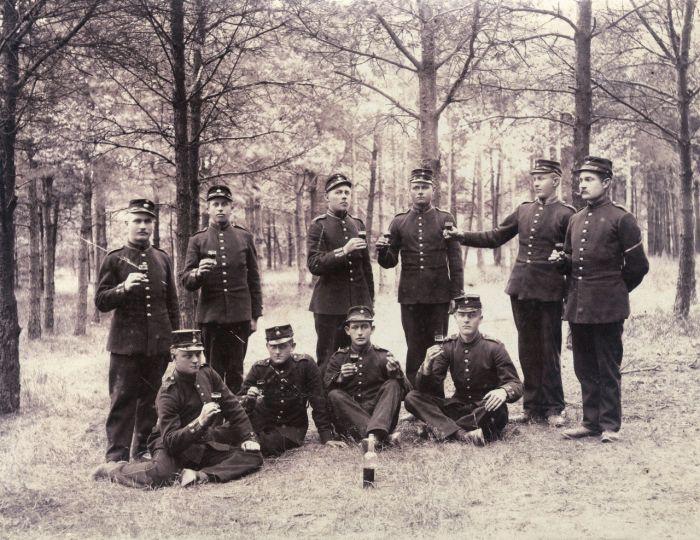 Släktforskarskolan; Soldater