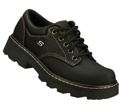 Sketchers Parties-Mate Oxford lace-up shoes