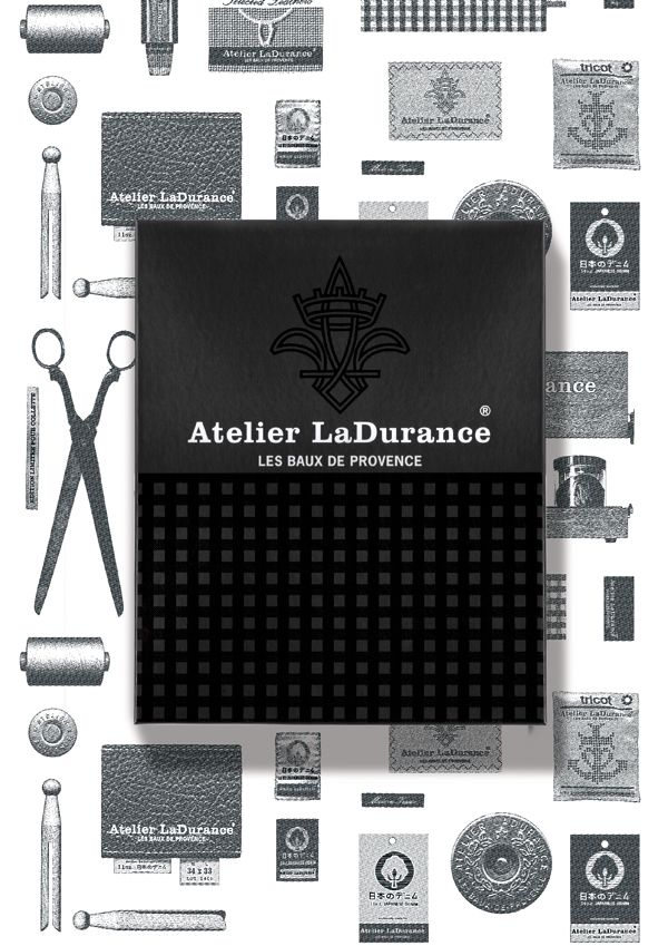 boy bastiaens | atelier ladurance | pullover box & wrapping paper