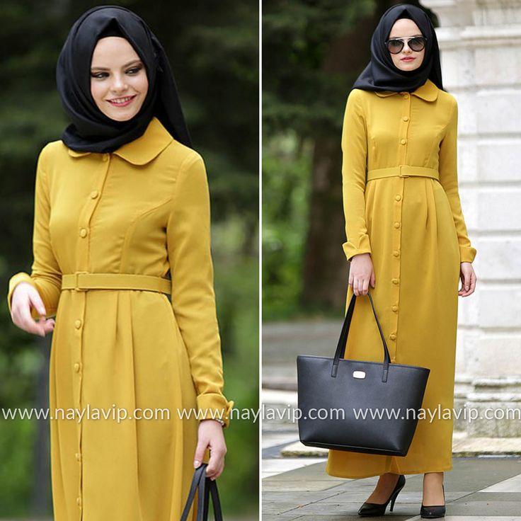 NEVA STYLE - DRESS - 7047HR #hijab #naylavip #hijabi #hijabfashion #hijabstyle #hijabpress #muslimabaya #islamiccoat #scarf #fashion #turkishdress #clothing #eveningdresses #dailydresses #tunic #vest #skirt #hijabtrends