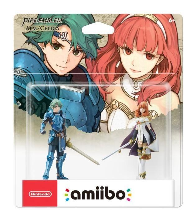 Amiibo Fire Emblem : Alm / Celica - 3DS - Switch - Acheter vendre sur Référence Gaming