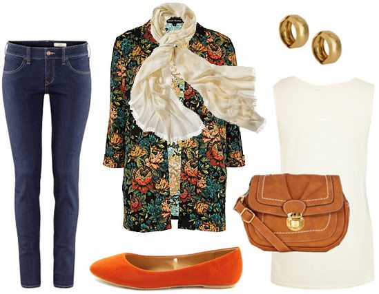 The stroll downtown outfit that is so inspiring!