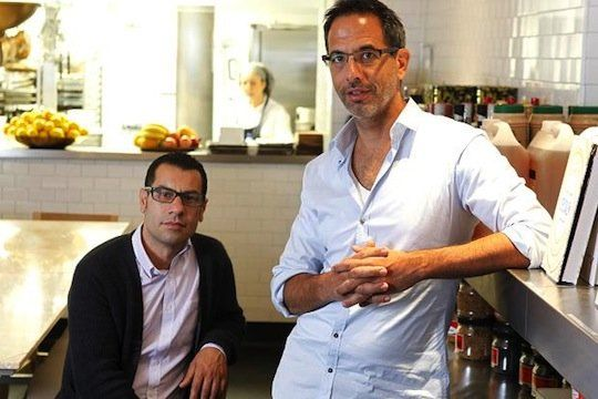Yotam Ottolenghi & Sami Tamimi's 5 Essential Tips for Fresh, Vibrant, and Flavorful Home Cooking