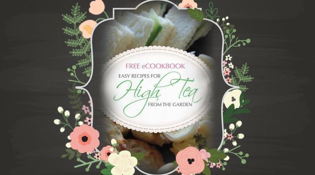 This Mother's Day create a memory that your mum will remember long after the day has gone. Hosting a Mother's Day Tea won't be hard with this FREE eCookbook with 7 Easy recipes featuring fresh produce from the garden www.aboutthegarden.com.au