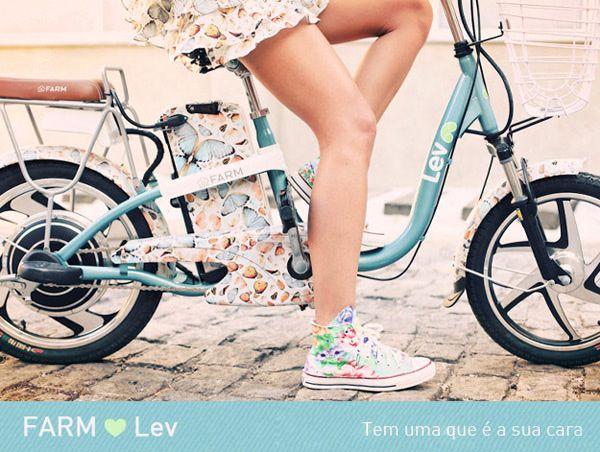 adoro FARM - eu quero bike <3