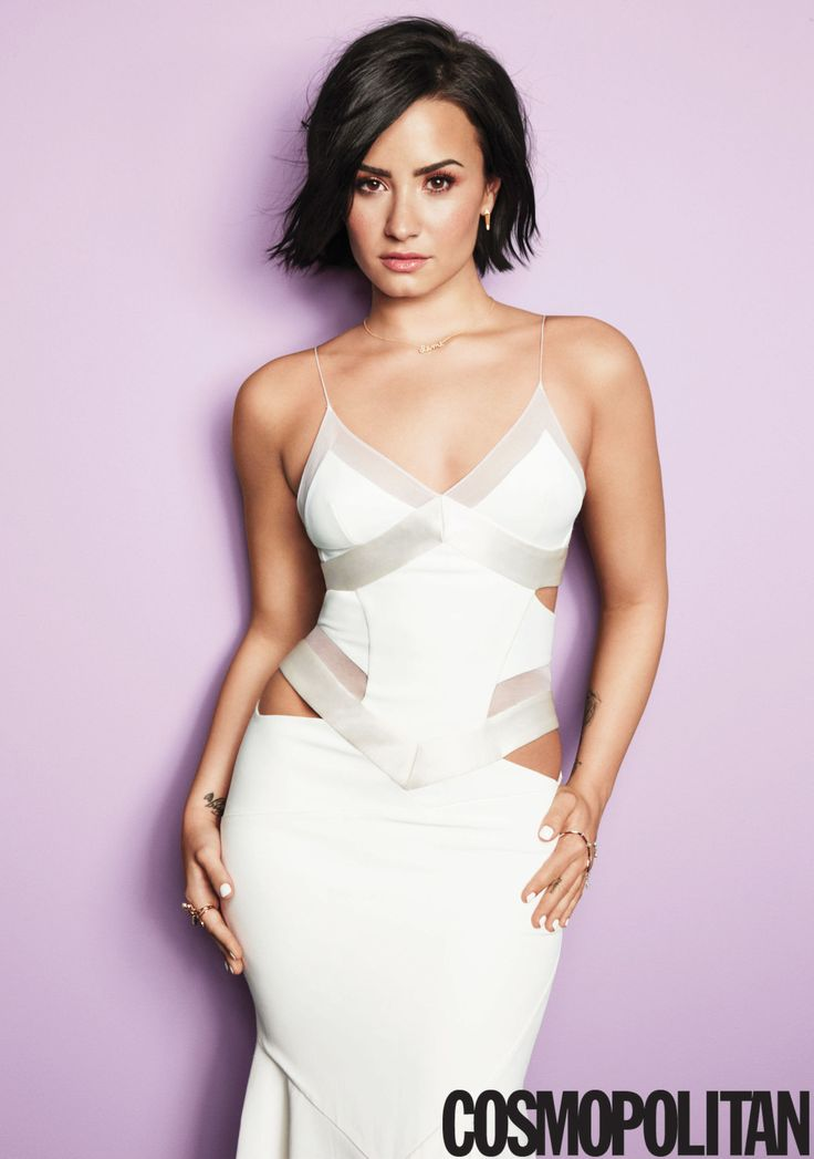"Demi+Lovato:+""I+Wanted+To+Sabotage+Everything+Around+Me+So+That+I+Could+Sabotage+Myself""+  - Cosmopolitan.com"