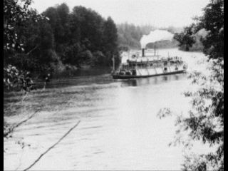 The first steamer to operate on Oregon Territory waterways was the Beaver, built in 1835 in England, and owned by William Armitt, secretary to the Hudson's Bay Company.