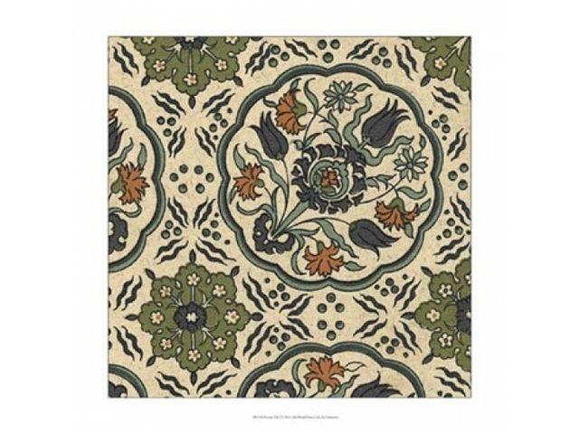Persian Tile I   (18 x 18)