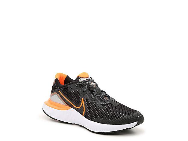Boys Renew Running Shoe Kids Black Blue Burgundy In 2020 Kid Shoes Kids Running Shoes Running Shoes