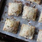 Crispy Baked Ravioli | Baked by Rachel