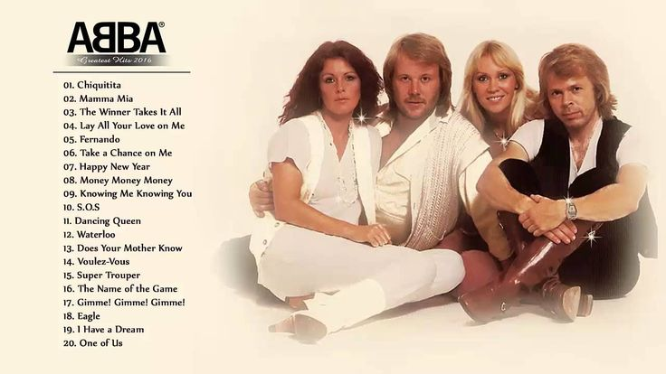 ABBA GOLD greatest hits   Collection