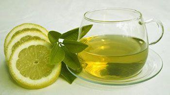 Tea : Tè Verde Limone