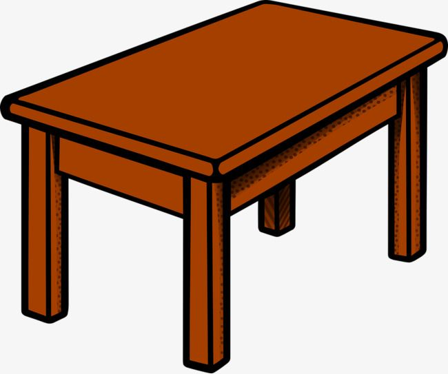 Brown Wooden Table Png And Clipart Cenario Anime Moveis