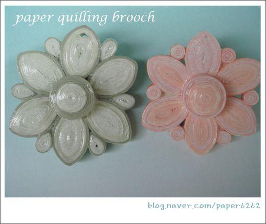 페이퍼 퀼링(paper quillig)을 실용적으로 사용할 수 있는 방법 중에 하나는 악세서리를 만드는 것입니다. ...