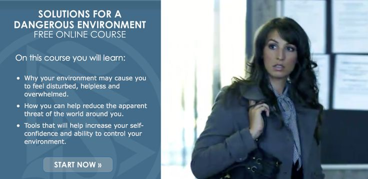 Free Online & iPad Scientology Course: 'Solutions for a Dangerous Environment'    Course Overview  We live in a perilous world, a dangerous environment. Watch television news or read your daily newspaper and you are subjected to a daily diet of robberies, rapes, riots, murders, fires, earthquakes, floods and famines.    Do you find yourself becoming disturbed by what is happening around you? Do you feel helpless, unable to control these events? Do you even sometimes feel afraid?    In this…