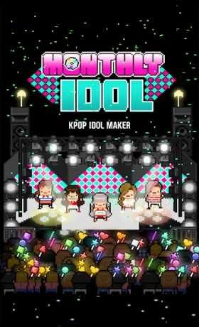 Monthly Idol Is A Simulation Game For Android Download Last Version Of Monthly Idol Apk Mod Free Shopping For Android Fr Idol Game Download Free Game Cheats
