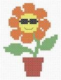 Sonnenblume - hama beads