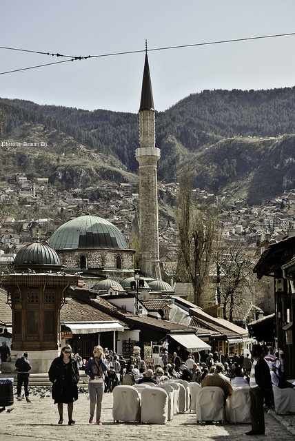 Sarajevo, Bosnia and Herzegovina...3times been there...waiting for the 4rd