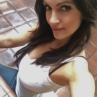 Denise Milani killing selfie