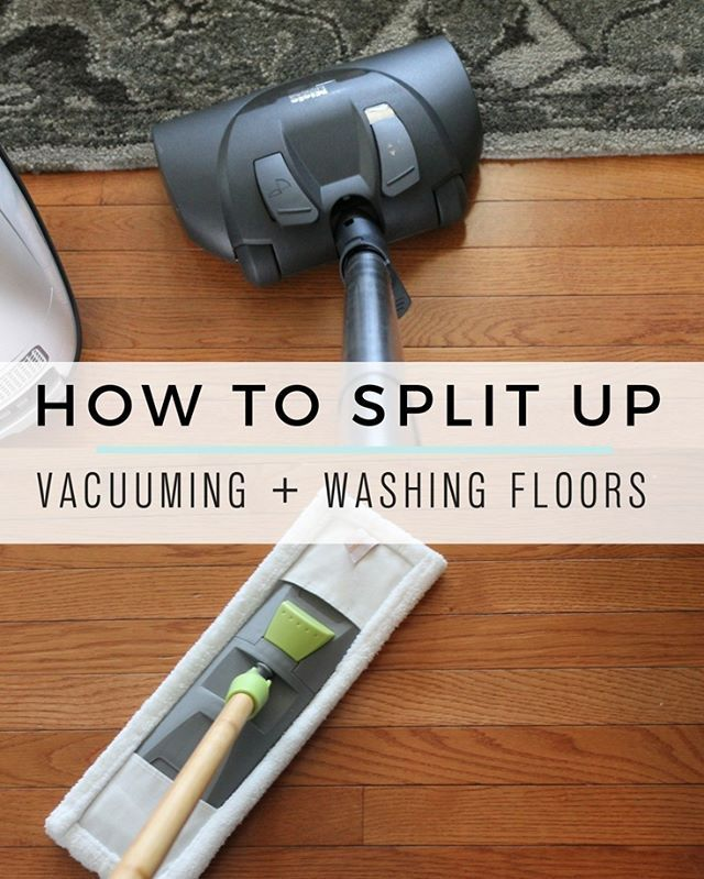 It's Wednesday and 'vacuuming day' if you follow my cleaning routine. Head…