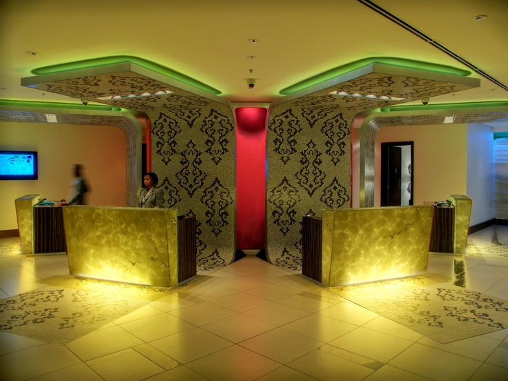 The Front Desk situated close to entrance of the hotel where you will be greeted by our friendly front desk agents.
