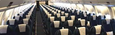 Air Aus Seating