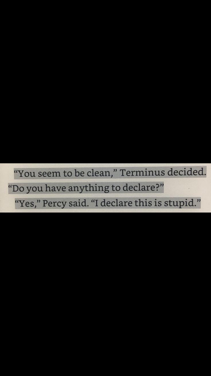 Terminus Percy Jackson Heroes of Olympus Son of Neptune