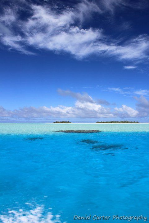 aitutaki, cook islands  Probably one of the most beautiful and idyllic spots on the globe...