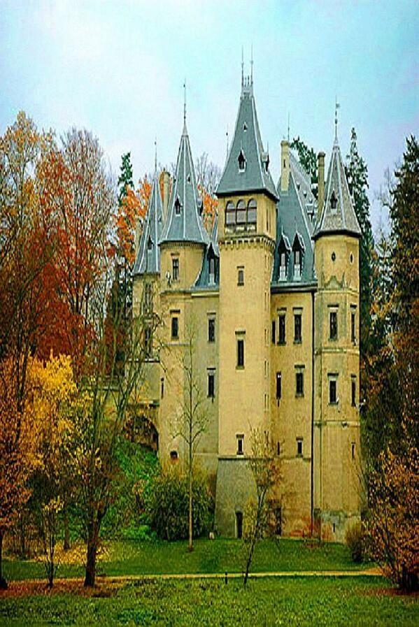 Goluchow Castle, Pleszew, Poland