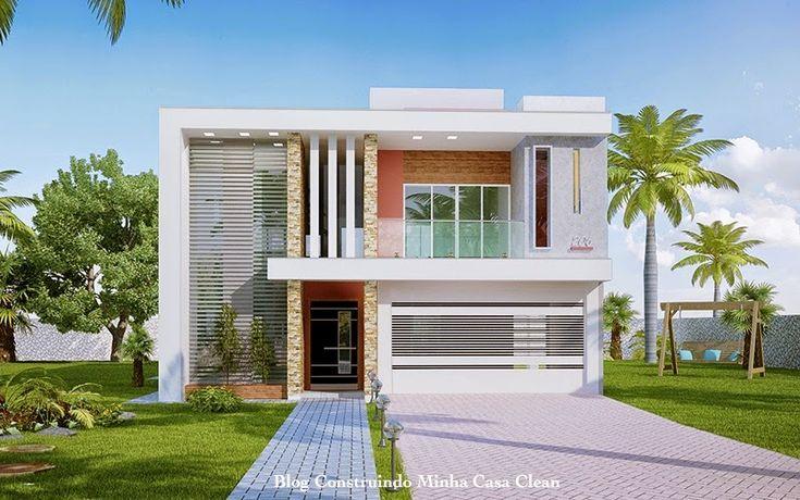 Resultado de imagem para casas bonitas e baratas para construir