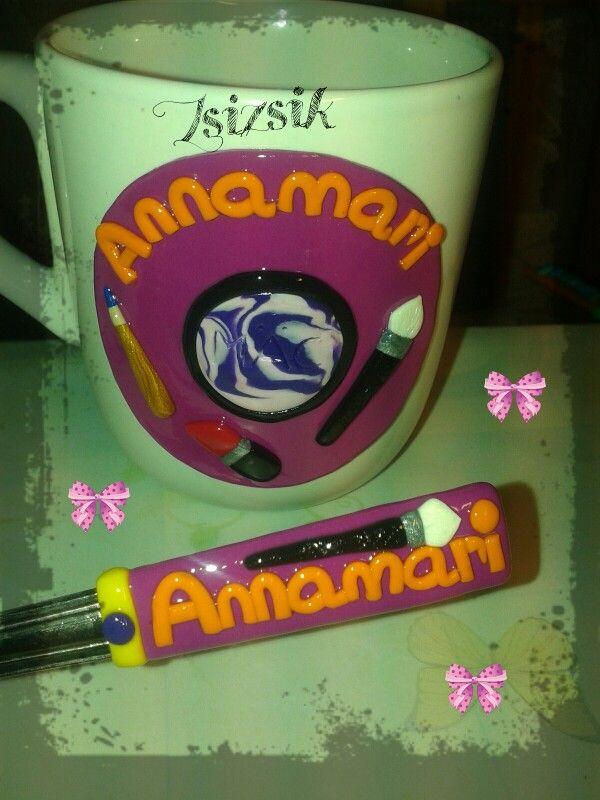 For Annamari! She is a beautician