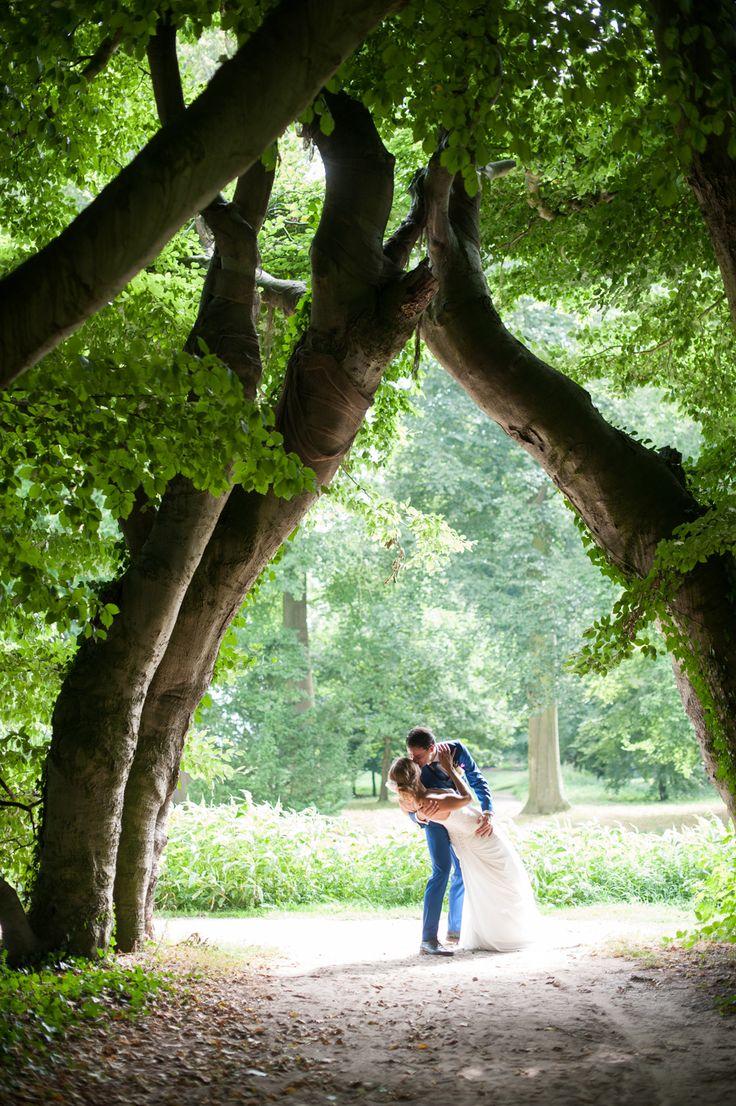 Buitenplaats in Amerongen is een prachtige locatie om foto's te maken #bruidsfotografie