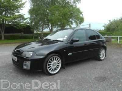 MG ZR nct 09-15. Cartell Report Include for sale in Kildare on DoneDeal